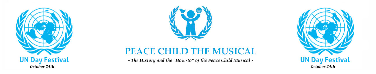 Peace Child the Musical